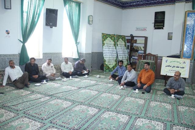 جلسه فرماندهان بسیج ادارات رفسنجان (4)